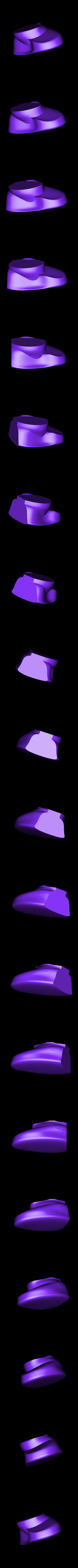 Right Shoe.stl Télécharger fichier STL gratuit Don Lemon • Objet pour impression 3D, MyVx35
