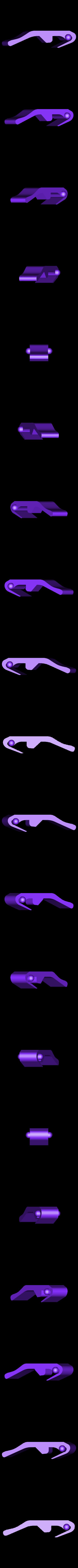 TRIGG.stl Download STL file Gaming Grip for Smartphones • 3D printing template, SOLIDMaker3D