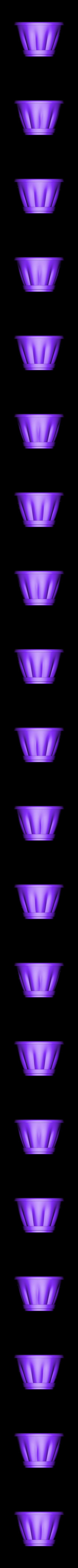 3dp.STL Download STL file Flowerpot • 3D printing model, 3dmodelsByVadim