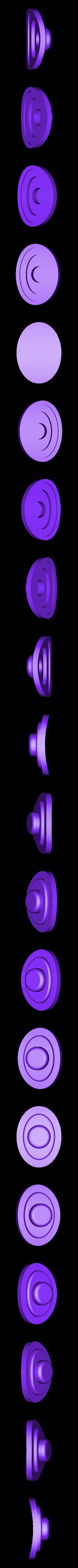 button_cup.STL Download free STL file Vibratory Washing Machine • 3D print model, perinski