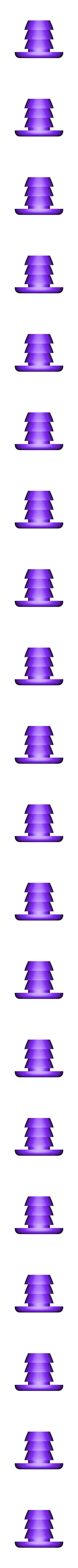 silicone_foot.STL Download free STL file Vibratory Washing Machine • 3D print model, perinski