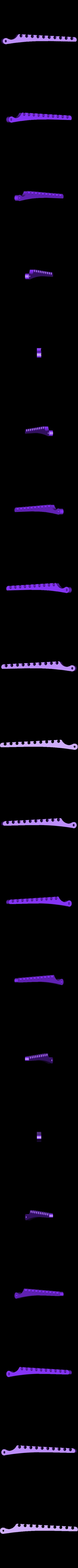 latch.stl Télécharger fichier STL gratuit Fermeture de fenêtre élégante (ne nécessite pas de trous dans le cadre de la fenêtre) • Modèle pour imprimante 3D, kumekay