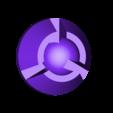 HeadPhonestand_Clamp_ScrewHead_Black.STL Télécharger fichier STL gratuit Support d'écouteurs multicolore • Objet pour imprimante 3D, MosaicManufacturing