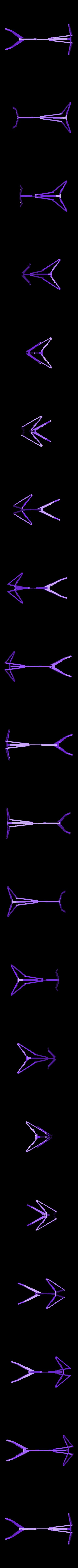 HeadPhonestand_Trim_Red.STL Télécharger fichier STL gratuit Support d'écouteurs multicolore • Objet pour imprimante 3D, MosaicManufacturing