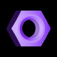 HeadPhonestand_Bolt_red_New.STL Télécharger fichier STL gratuit Support d'écouteurs multicolore • Objet pour imprimante 3D, MosaicManufacturing