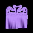 Viking_Comb.stl Télécharger fichier STL gratuit Peigne Viking • Modèle pour impression 3D, Snorri