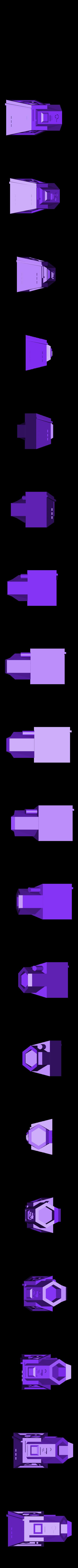Mech_dos.stl Download free STL file Mech Warrior • 3D print object, Snorri