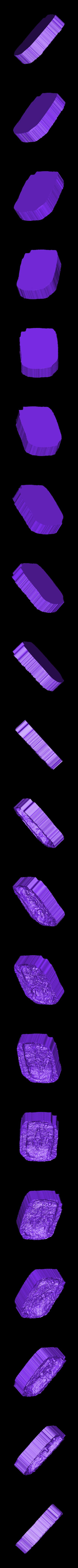 Low_poly_water_tight02.obj Télécharger fichier OBJ gratuit Inhumation romaine du Ve siècle après J.-C. à Viroinval, Belgique • Design pour impression 3D, Snorri