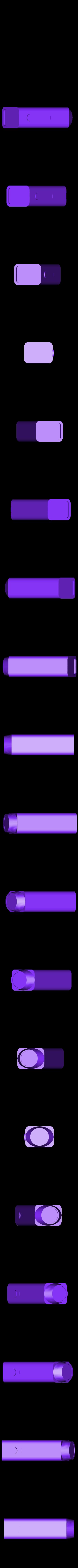10_Pulserifle_Scope.stl Download free STL file Pulse Rifle • 3D printer template, Snorri