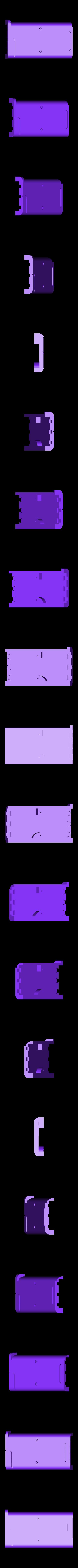 6_Pulserifle_Body6.stl Download free STL file Pulse Rifle • 3D printer template, Snorri