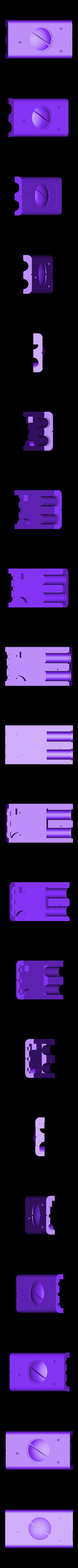 7_Pulserifle_Body7.stl Download free STL file Pulse Rifle • 3D printer template, Snorri