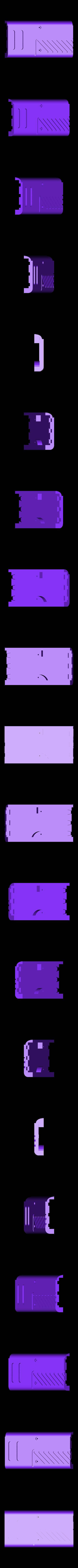 5_Pulserifle_Body5.stl Download free STL file Pulse Rifle • 3D printer template, Snorri