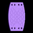 AL_Ecaille05.stl Download free STL file Medfan lamellar armor • 3D printable object, Snorri