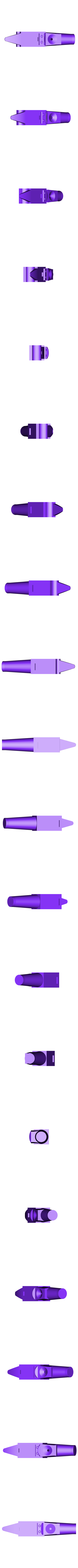2_DuckfootGun_Receiver.stl Download free STL file Duck's foot gun • Object to 3D print, Snorri
