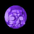 SB_Top.stl Download free STL file Skull Box • 3D printing template, Snorri