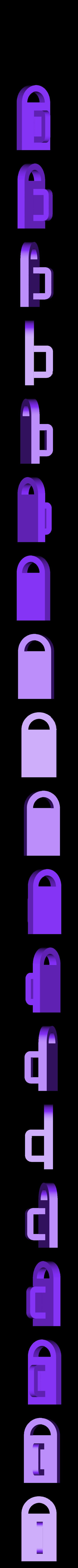 VL_Attach_PRINTx2.stl Download free STL file Viking Chest Lock • 3D printer object, Snorri