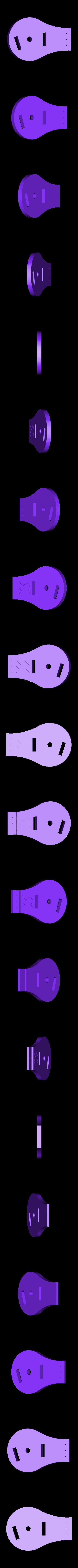 BB_Frame_PRINTx4.stl Download free STL file Ballista Bow V1 • 3D printing design, Snorri