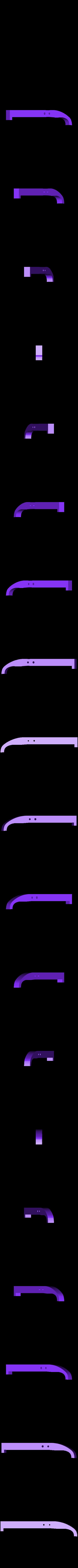 017_Harkonnen_Trigger.stl Download free OBJ file Hellsing ARMS Anti-Tank Cannon - Harkonnen - Airsoft grenade launcher • 3D printing design, Snorri