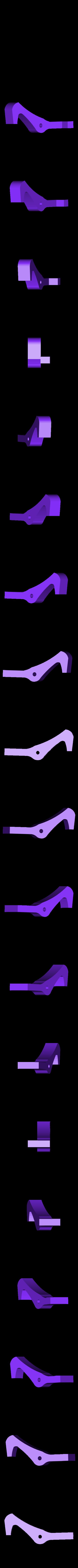 22_FCC_Crochet.stl Download free STL file Ymir - Airsoft Shotgun/grenade launcher • 3D print design, Snorri
