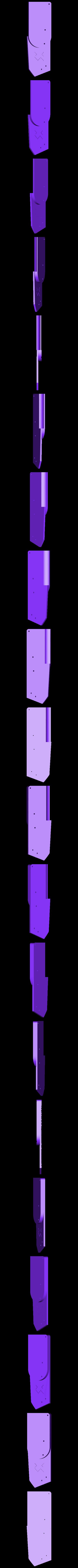 14_FCC_Plaque1.stl Download free STL file Ymir - Airsoft Shotgun/grenade launcher • 3D print design, Snorri