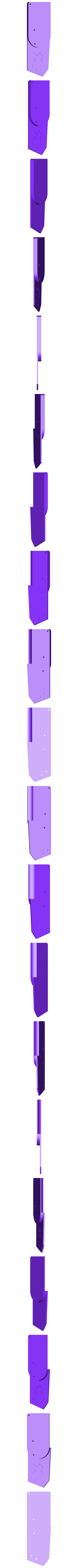 15_FCC_Plaque2.stl Download free STL file Ymir - Airsoft Shotgun/grenade launcher • 3D print design, Snorri