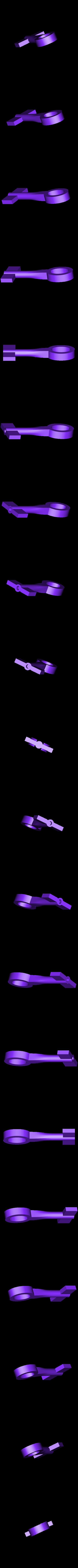 RM_Key.stl Download free STL file Houdini's Russian Manacle • 3D printable design, Snorri