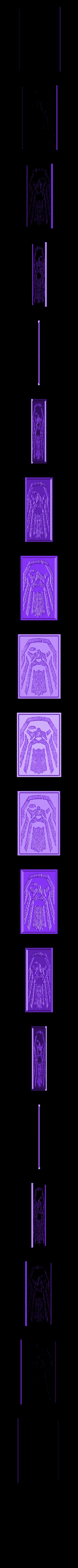 odin6.stl Download STL file odin 6 • 3D printing template, marctull297