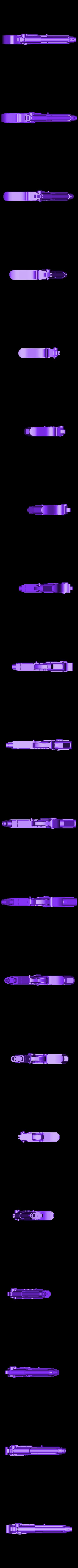 Gun.stl Télécharger fichier STL gratuit Boîtier USB 2 • Modèle imprimable en 3D, Hectdiaf