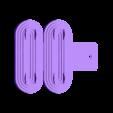Bases_3.stl Download free STL file Art Deco adjustable spool holder IKEA Lack enclosure • 3D print design, Opossums