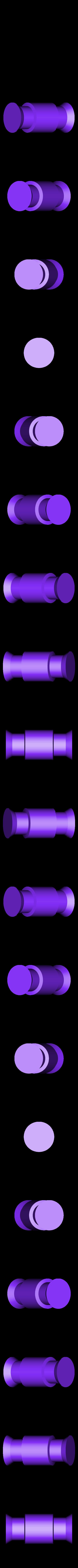 Shaft.stl Télécharger fichier STL gratuit Adaptateur porte-bobine réglable pour SKF EXPLORER 6004-2RSH • Design à imprimer en 3D, Opossums