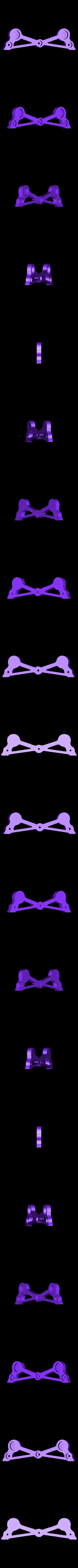 bearing_brecket.STL Télécharger fichier STL gratuit Gobelet rotatif • Plan à imprimer en 3D, perinski