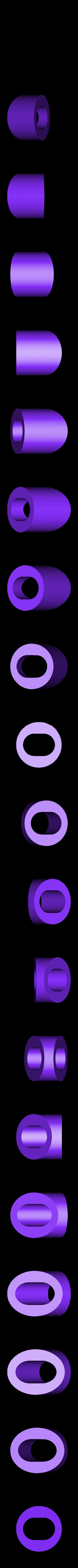 Pipe_Fix_B.STL Télécharger fichier STL gratuit Gobelet rotatif • Plan à imprimer en 3D, perinski