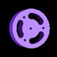 bung_knob.STL Télécharger fichier STL gratuit Gobelet rotatif • Plan à imprimer en 3D, perinski