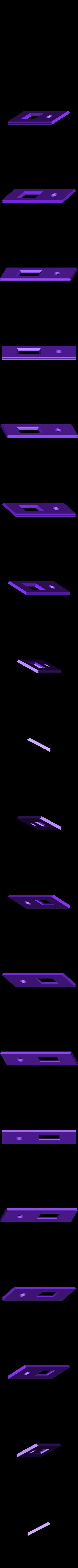 case_panel_2B.STL Télécharger fichier STL gratuit Gobelet rotatif • Plan à imprimer en 3D, perinski