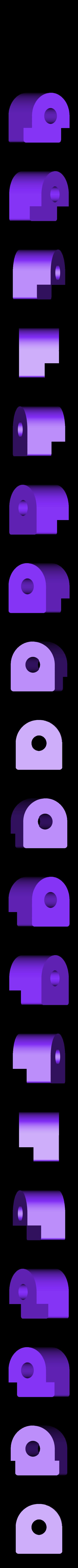 bolt_brecket1.STL Télécharger fichier STL gratuit Gobelet rotatif • Plan à imprimer en 3D, perinski