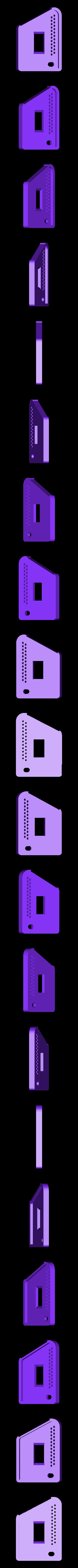case_left.STL Télécharger fichier STL gratuit Gobelet rotatif • Plan à imprimer en 3D, perinski