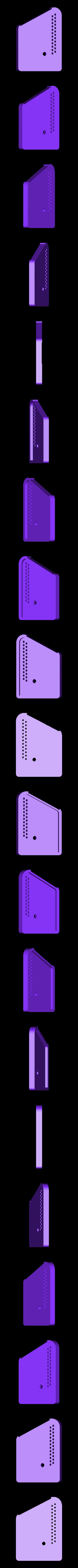 case_right.STL Télécharger fichier STL gratuit Gobelet rotatif • Plan à imprimer en 3D, perinski