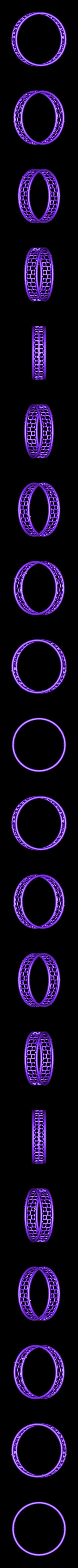 bracelet016.corr.stl Download free STL file Bracelet16 • 3D print design, ernestmocassin
