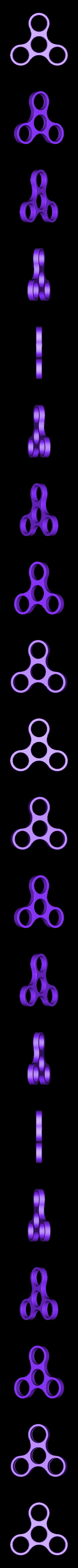hand-spinner.part1.stl Download free STL file Hand-spinner with BLENDER3D tutorial • 3D printing model, ernestmocassin