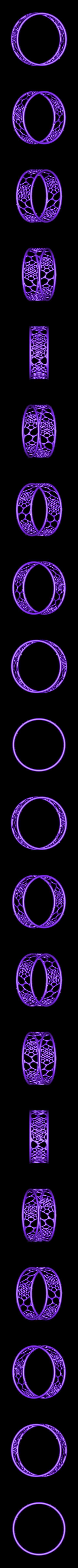 bracelet023.stl Download free STL file Bracelet23 • 3D printable model, ernestmocassin