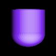 Katana_Handle_Cap.stl Download free STL file Training Mini Katana • 3D printer model, mrhers2