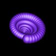 Ammonite_soft.obj Download OBJ file Ammonite • 3D printer design, Dekro