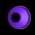Top.stl Download free STL file Resin filter funnel using strainer • 3D printing object, 3D-Designs