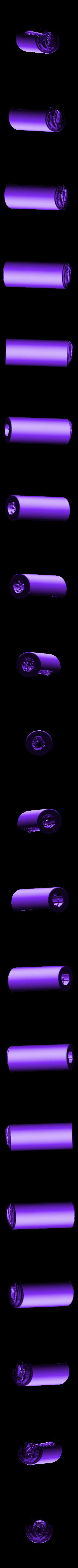 fleshl.stl Download STL file male masturbator vagina with texture • 3D printer design, Darkas2