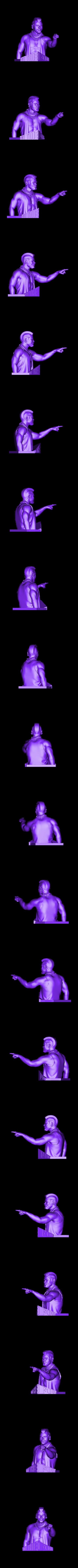 Barracuda.stl Download STL file Mr. T Barracuda • 3D printer design, Snorri