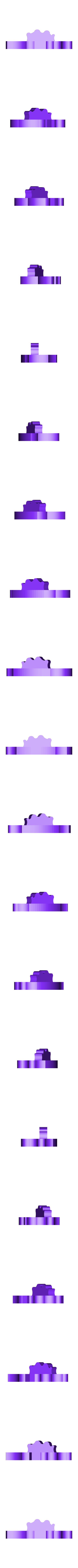 UpLeg2.stl Download free STL file Dinosaur Skel for 3D Printer! - Terry the Dinosaur! • 3D printer model, _aalejandrovr24