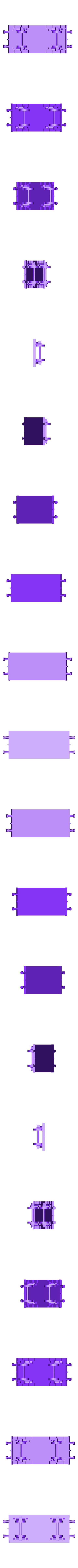 wsNTV200-Niz.stl Download free STL file Boxcar 1:200 • 3D printing template, polkin