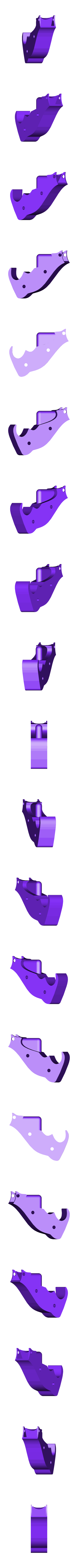 batman grappistool hand.stl Download STL file grapple gun (batman) • Design to 3D print, jasperbaudoin