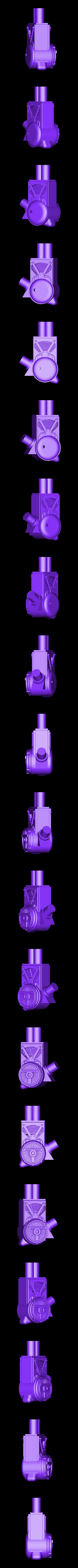 batman grappistool romp.stl Download STL file grapple gun (batman) • Design to 3D print, jasperbaudoin