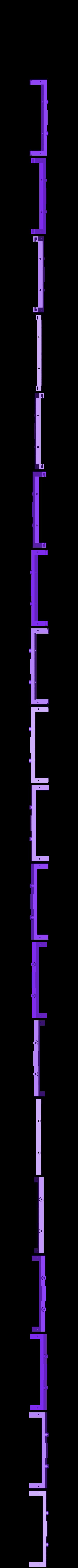 spu34rear cross.stl Download STL file 34' Ford Pickup Hot Rod • 3D printing object, macone1